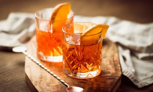 cocktail de whisky