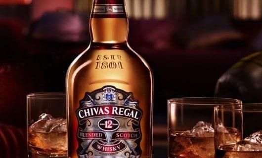 Chivas Regal 12 ans d'âge