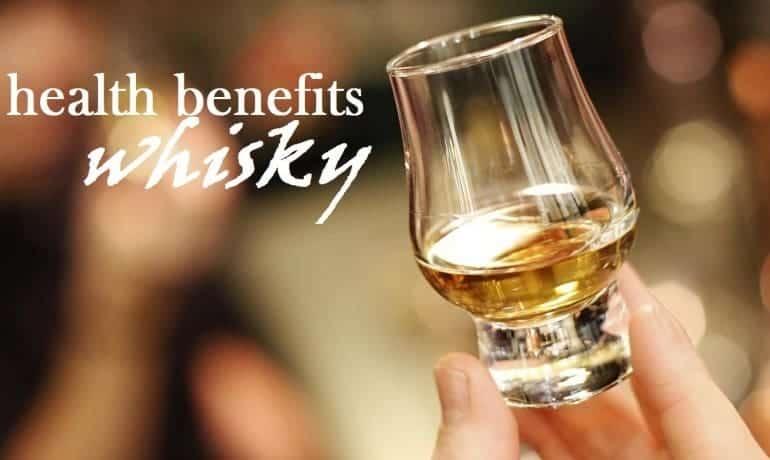 Avantages pour la santé du Whisky
