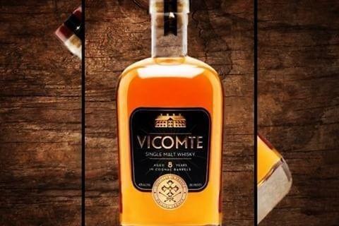 vicomte whisky français