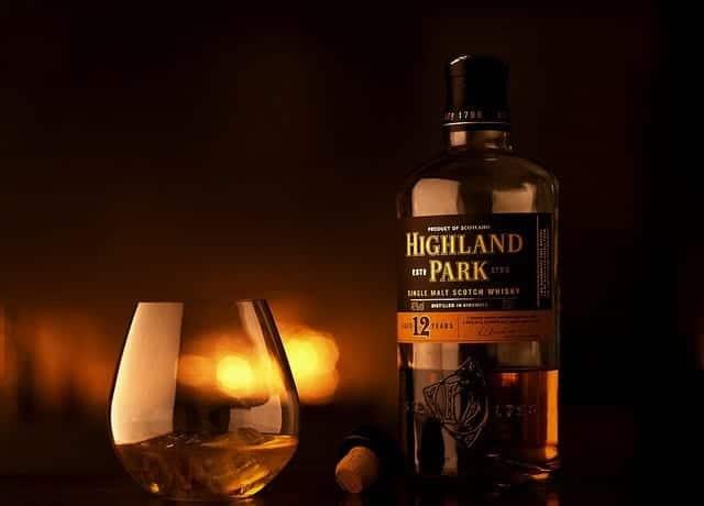 Highland Park 12 ans d'âge