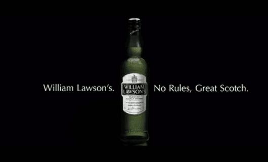 William Lawsons whiskyflavour