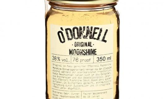 O'Donnell Moonshine Original – Whisky Allemand
