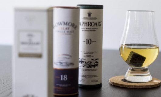 Abonnement à la box dégustation de whisky